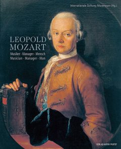 Leopold Mozart, Internationale Stiftung Mozarteum
