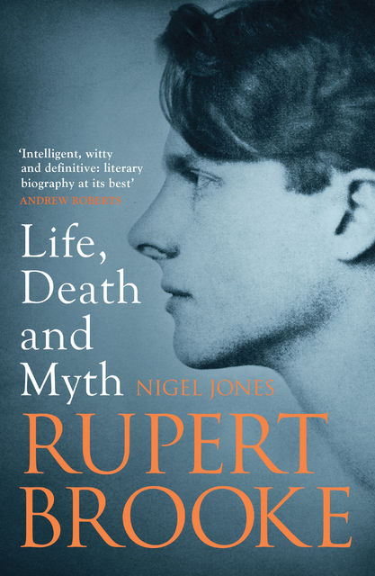 Rupert Brooke, Nigel Jones