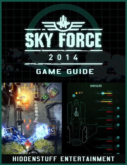 Sky Force 2014 Game Guide, HiddenStuff Entertainment