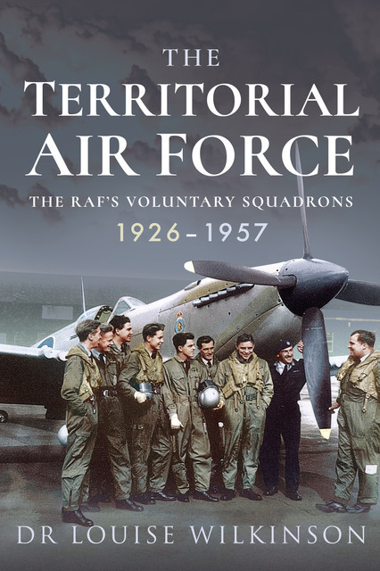The Territorial Air Force, Frances Louise Wilkinson