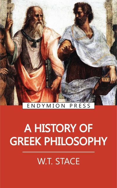 A History of Greek Philosophy, W.T.Stace