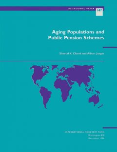 Aging Populations and Public Pension Schemes, Albert Jaeger, Sheetal K. Chand