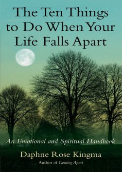 The Ten Things to Do When Your Life Falls Apart, Daphne Rose Kingma