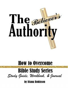 The Believer's Authority, Diana Robinson