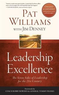 Leadership Excellence, Pat Williams