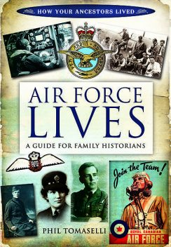 Air Force Lives, Phil Tomaselli