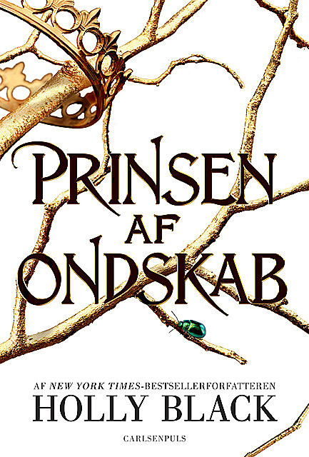 Folk of the Air (1) – Prinsen af ondskab, Holly Black