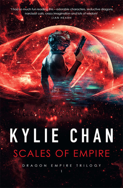 Red Scales Sonata, Kylie Chan
