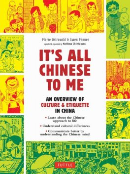It's All Chinese To Me, Pierre Ostrowski