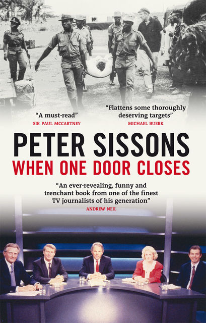 When One Door Closes, Peter Sissons