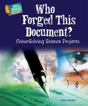 Who Forged This Document?, Robert Gardner