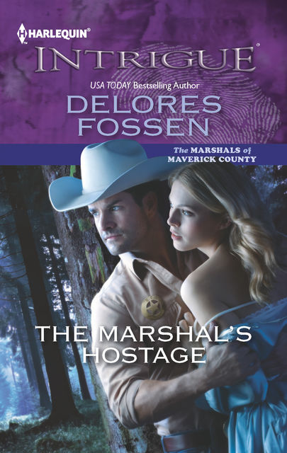 The Marshal's Hostage, Delores Fossen