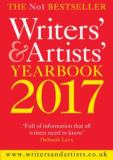 Writers' & Artists' Yearbook 2017, Bloomsbury Publishing