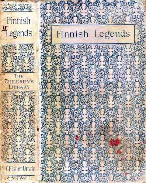 Finnish Legends for English Children, R.Eivind