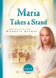 Maria Takes a Stand, Norma Jean Lutz