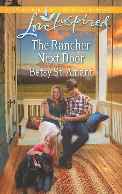 The Rancher Next Door, Betsy St. Amant