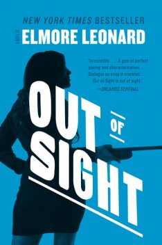 Out Of Sight, Elmore Leonard