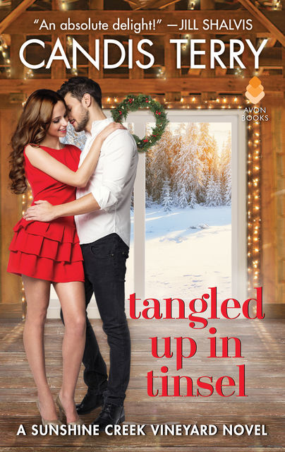 Tangled Up in Tinsel, Candis Terry