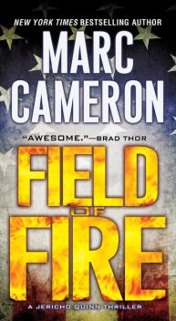 Field of Fire, Marc Cameron