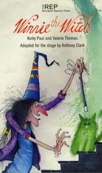 Winnie the Witch, Anthony Clark, Paul Korky, Valerie Thomas