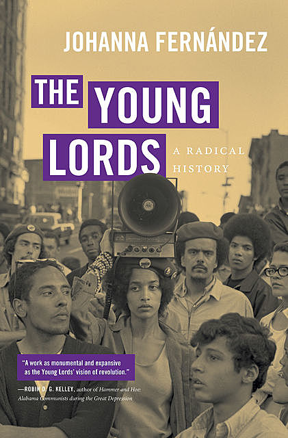 The Young Lords, Johanna Fernández