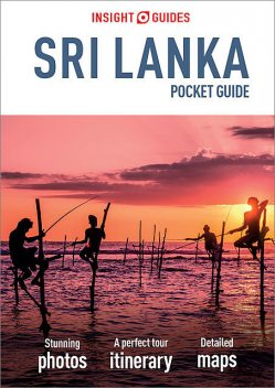 Berlitz: Sri Lanka Pocket Guide, Berlitz