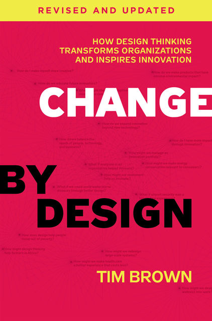 Change by Design, Revised and Updated, Tim Brown