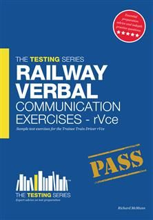 Railway Verbal Communication Exercises (rVce), Richard McMunn