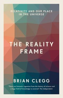 The Reality Frame, Brian Clegg