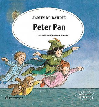 Peter Pan, J.M.Barrie