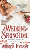 Wedding in Springtime, Amanda Forester