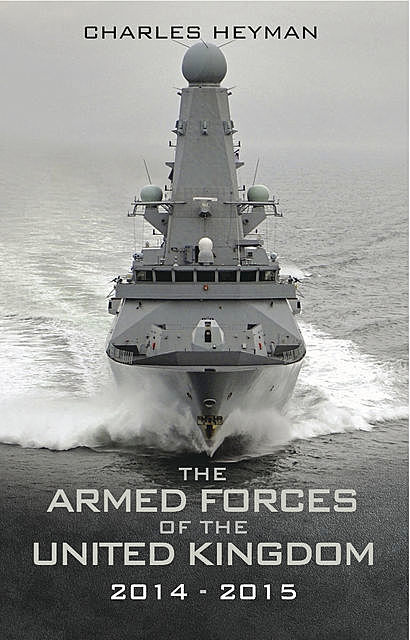 The Armed Forces of the United Kingdom 2014–2015, Charles Hayman