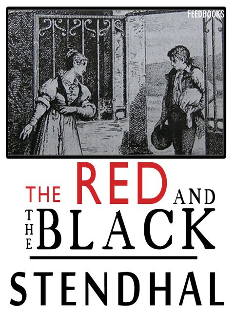 The Red and the Black, Stendhal