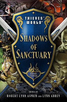 Shadows of Sanctuary, Philip José Farmer, Joe Haldeman, John Brunner