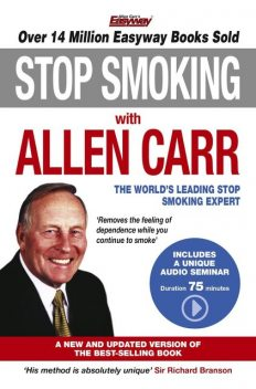 Stop Smoking with Allen Carr, Allen Carr
