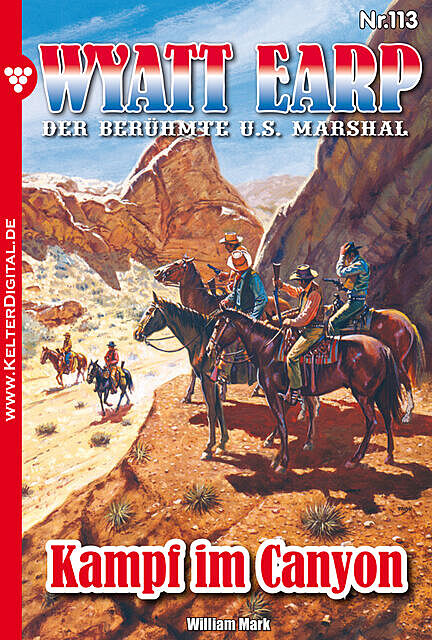 Wyatt Earp 113 – Western, William Mark