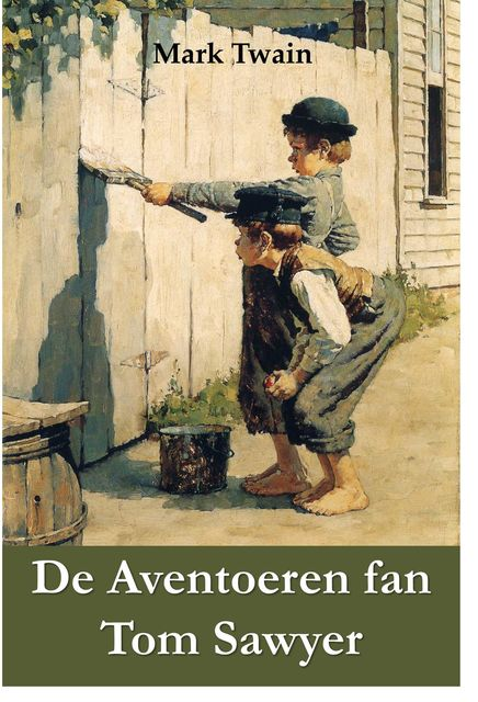 De Aventoeren fan Tom Sawyer, Mark Twain