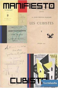 Manifiesto cubista, Guillaume Apollinaire