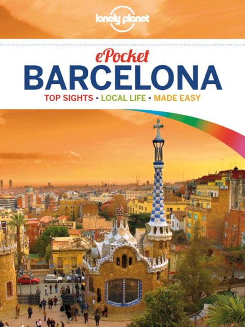 Pocket Barcelona Travel Guide, Lonely Planet