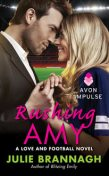 Rushing Amy, Julie Brannagh