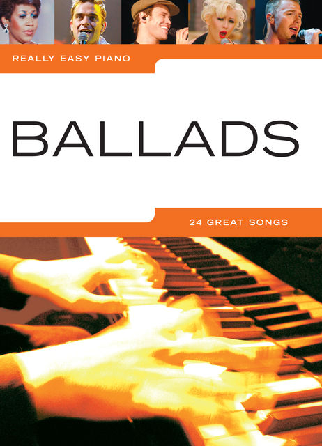 Really Easy Piano Ballads, Wise Publications