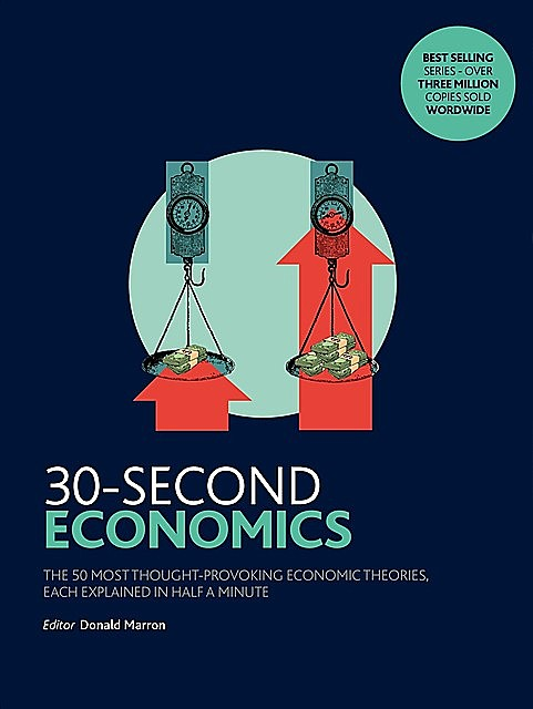 30-Second Economics, Donald Marron