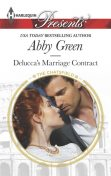 Delucca's Marriage Contract, Abby Green