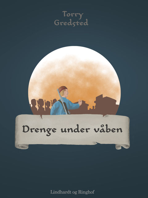 Drenge under våben, Torry Gredsted