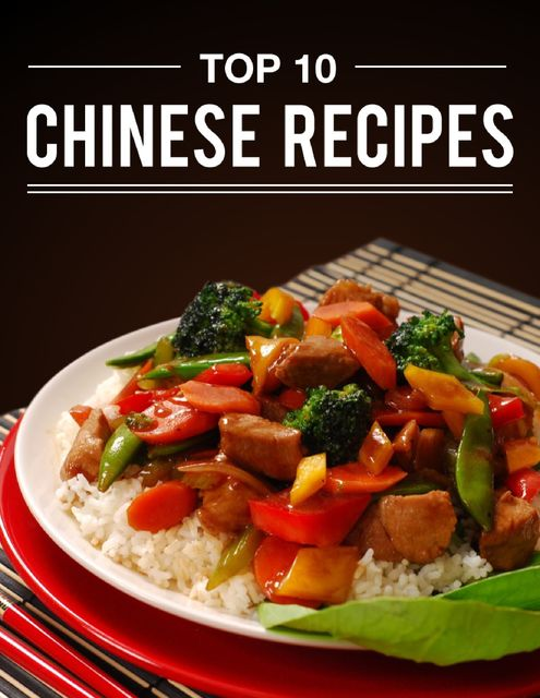 Top 10 Chinese Recipes, Future Apps