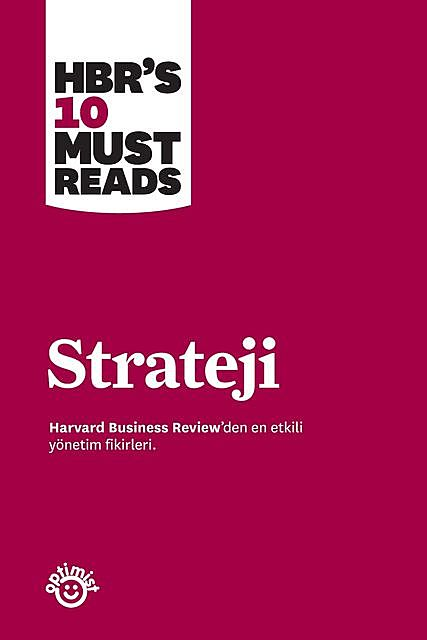 Strateji, Harvard Business Review