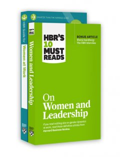 HBR's Women at Work Collection, Deborah Tannen, Harvard Business Review, Joan C.Williams, Sylvia Ann Hewlett, Herminia Ibarra