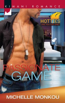 Passionate Game, Michelle Monkou