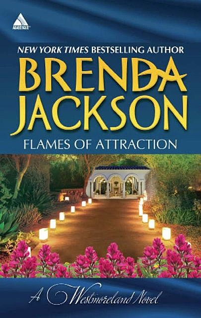 Flames of Attraction, Brenda Jackson