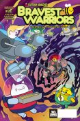 Bravest Warriors #35, Kate Leth, Ian McGinty